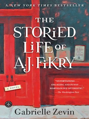 Click this cover for a(n) eBook sample of The Storied Life of A. J. Fikry