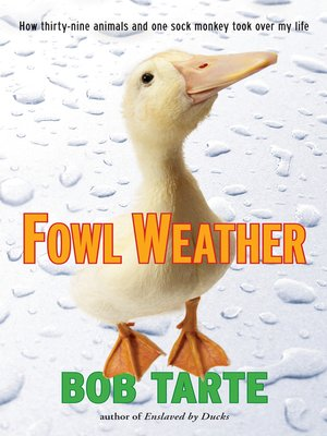 Click this cover for a(n) eBook sample of Fowl Weather.