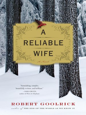 Click this cover for a(n) eBook sample of A Reliable Wife