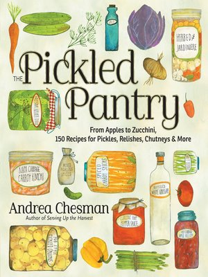 Click this cover for a(n) eBook sample of The Pickled Pantry