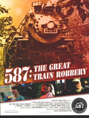 587: The Great Train Robbery