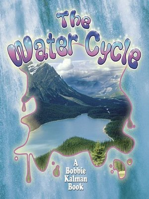 Cover of The Water Cycle