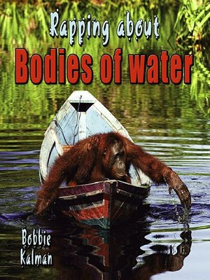 Click this cover for a(n) eBook sample of Rapping about Bodies of Water.
