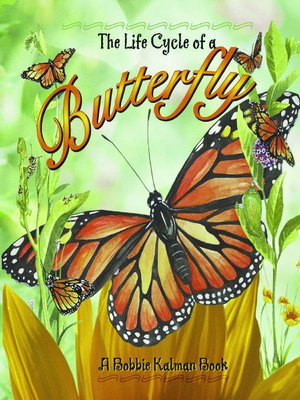 Click this cover for a(n) eBook sample of The Life Cycle of a Butterfly