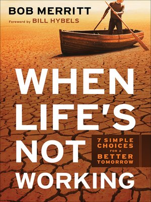 Click this cover for a(n) eBook sample of When Life's Not Working