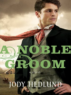 Click this cover for a(n) eBook sample of A Noble Groom
