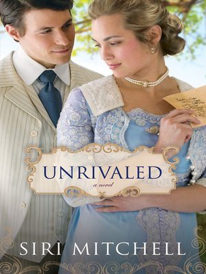 Click this cover for a(n) eBook sample of Unrivaled.