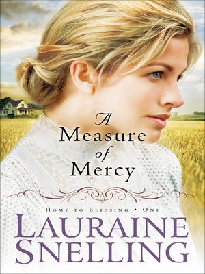 Click this cover for a(n) eBook sample of A Measure of Mercy.
