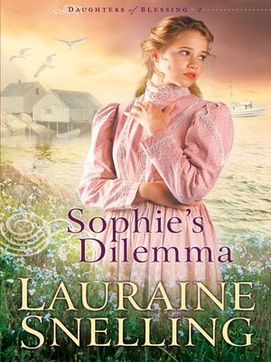 Click this cover for a(n) eBook sample of Sophie's Dilemma