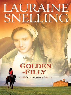 Click this cover for a(n) eBook sample of Golden Filly, Collection 2