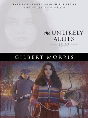 Click this cover for a(n) eBook sample of The Unlikely Allies