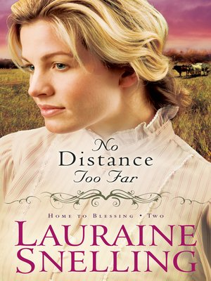 Click this cover for a(n) eBook sample of No Distance Too Far.