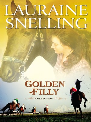 Click this cover for a(n) eBook sample of Golden Filly, Collection 1
