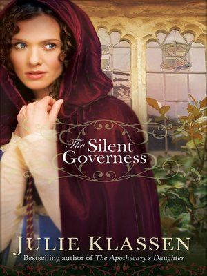 Cover of The Silent Governess