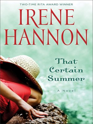 Cover of That Certain Summer
