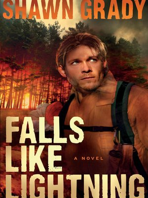 Click this cover for a(n) eBook sample of Falls Like Lightning.
