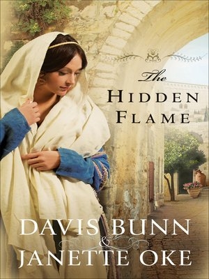 Cover of The Hidden Flame