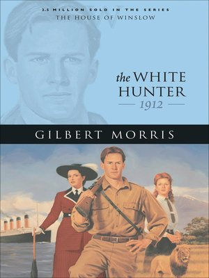 Click this cover for a(n) eBook sample of The White Hunter.