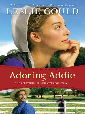 Click this cover for a(n) eBook sample of Adoring Addie.