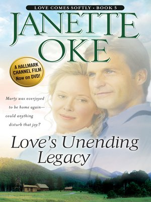 Click this cover for a(n) eBook sample of Love's Unending Legacy.