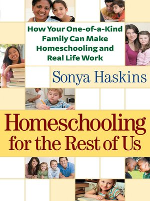 Click this cover for a(n) eBook sample of Homeschooling for the Rest of Us