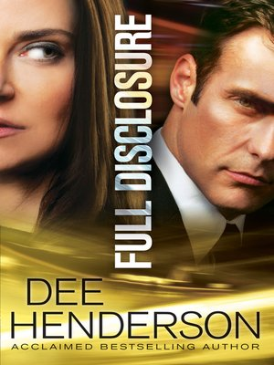 Click this cover for a(n) eBook sample of Full Disclosure