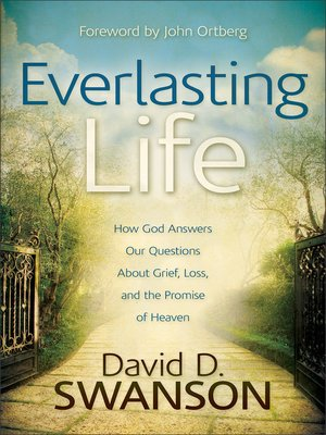 Click this cover for a(n) eBook sample of Everlasting Life.