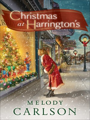 Click this cover for a(n) eBook sample of Christmas at Harrington's.