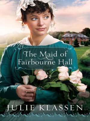 Cover of The Maid of Fairbourne Hall