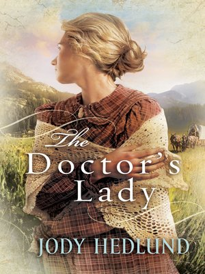 Click this cover for a(n) eBook sample of The Doctor's Lady.