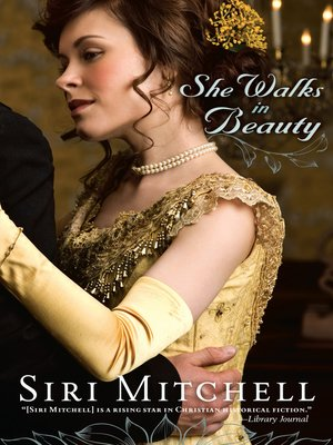 Click this cover for a(n) eBook sample of She Walks in Beauty