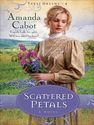 Click this cover for a(n) eBook sample of Scattered Petals.