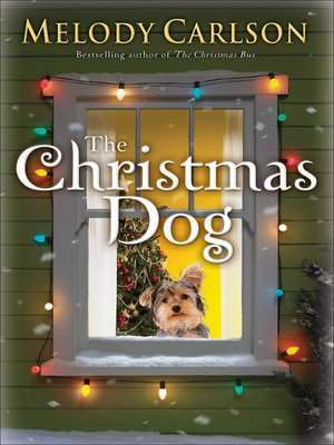Click this cover for a(n) eBook sample of The Christmas Dog.