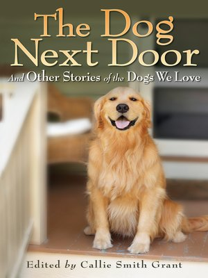 Click this cover for a(n) eBook sample of The Dog Next Door.
