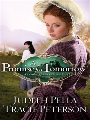Click this cover for a(n) eBook sample of A Promise for Tomorrow.