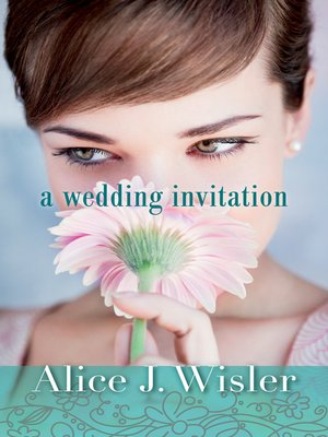 Click this cover for a(n) eBook sample of A Wedding Invitation