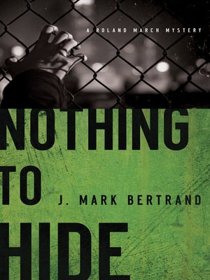 Click this cover for a(n) eBook sample of Nothing to Hide.