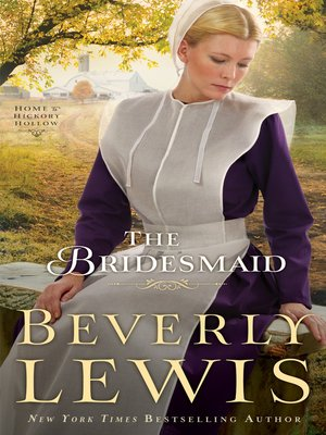 Cover of The Bridesmaid