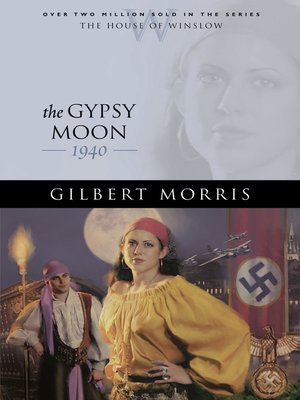Click this cover for a(n) eBook sample of The Gypsy Moon