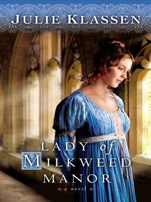 Click this cover for a(n) eBook sample of Lady of Milkweed Manor