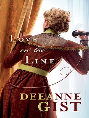 Click this cover for a(n) eBook sample of Love on the Line