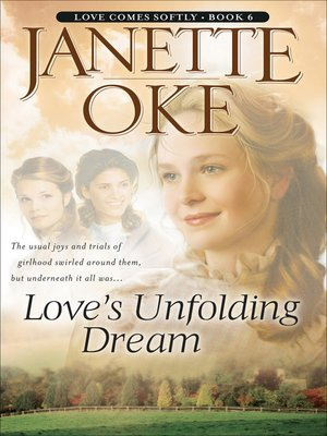 Cover of Love's Unfolding Dream