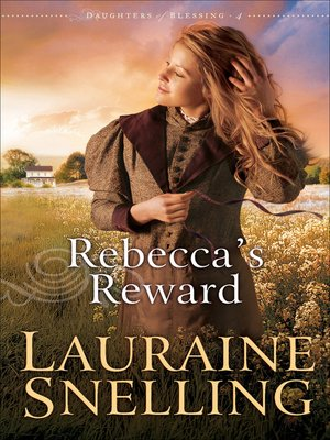 Click this cover for a(n) eBook sample of Rebecca's Reward.