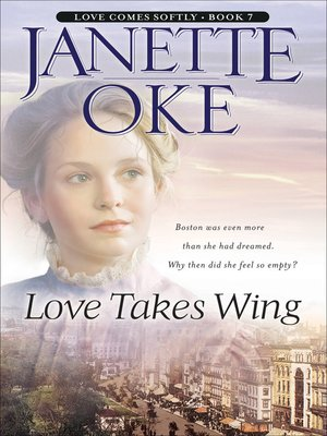 Click this cover for a(n) eBook sample of Love Takes Wing.
