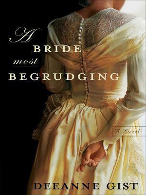 Cover of A Bride Most Begrudging
