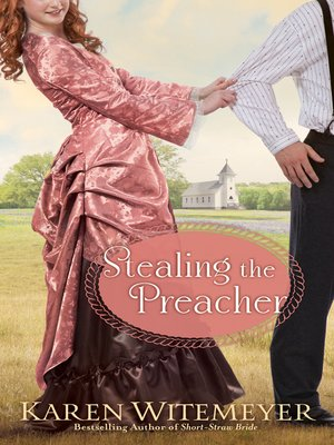 Click this cover for a(n) eBook sample of Stealing the Preacher.