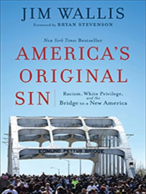 Cover of America's Original Sin