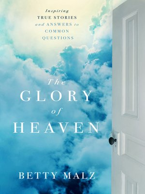 Click this cover for a(n) eBook sample of The Glory of Heaven
