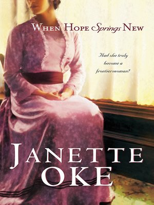 Cover of When Hope Springs New