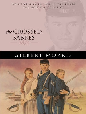 Click this cover for a(n) eBook sample of The Crossed Sabres